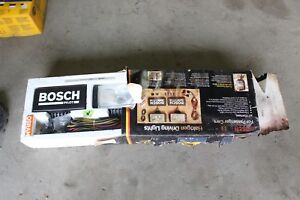 Nos Vintage Bosch Halogen Driving Lights And Kit Bmw Me be Porsche Vw Mg Triumph