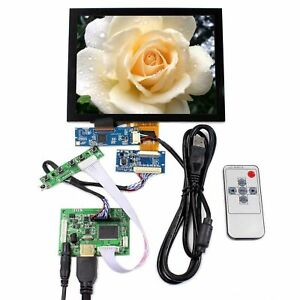 Hdmi Lcd Controller Board 8 1024x768 Ej080na 04c Capacitive Touch Lcd Display
