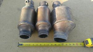 3 Gm Scrap Catalytic Converter Domestic For Platinum Rhodium Palladium Recovery