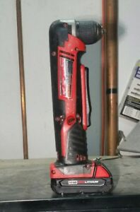 Milwaukee 2615 20 M18 18 volt Lithium ion Cordless 3 8 In Right angle Drill