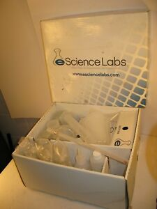Laboratory Science Kit E Science Labs lot