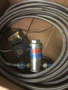 Nos Nitrous Solenoid And Hose
