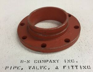 Gruvlok Fig 7788 Grooved Flange Adapter 6