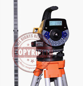 Tpi Dl 202 Digital Automatic Level surveying topcon sokkia leica zeiss wild auto