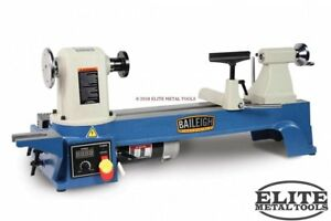 New Baileigh Bench Top Wood Lathe Wl 1218vs