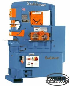 New Scotchman Hydraulic Ironworker 50514 Ec