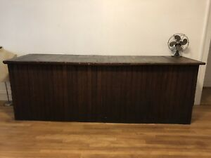 Sale Antique Vintage Country General Store Counter Top Display Bar 1900s