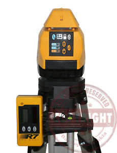 Pro Shot Alpha Slope Self leveling Laser Level spectra topcon trimble grade