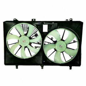 Right Side Condenser Cooling Fan Fits Honda Civic 2012 2015 Acura Ilx 2013