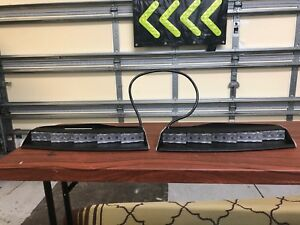 Whelen Inner Edge Fst Duo Interior Lightbar