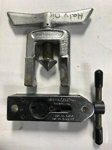 Air Flaring Tool Imperial Eastman 525 f 45 Degree Single Lap Flare 3 16 To 5 8