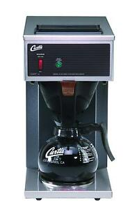 Wilbur Curtis Commercial Pourover Coffee Brewer 64 Oz Coffee Brewer New