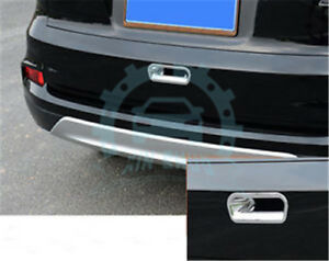 Abs Chrome Trunk Rear Door Handle Bowl Cover Trim For Honda Cr V Crv 2012 16 Tr