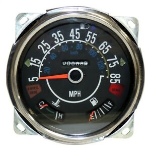 Speedometer Gauge Assembly Mph For Jeep Cj 1980 1986 Crown J5761110