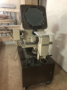 Mitutoyo Ph 350 Optical Comparator Profile Projector