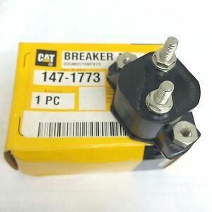 Genuine Cat Caterpillar 147 1773 Breaker 30amp new Nsn 5925015265964