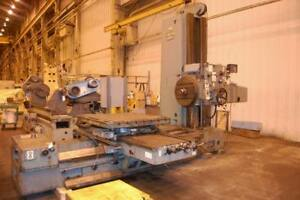 Union Bft100 iv 4 Table Type Horizontal Boring Mill 25440