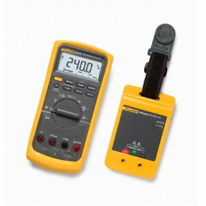 Fluke 87v prv240 True rms Industrial Dmm And Prv240 Combo Kit