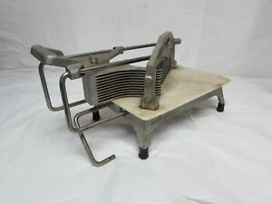 Vintage Lincoln 0644n Tomato Slicer Commercial Counter Top