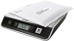 Dymo Digital Usb Postal Scale Model 1772059 Black