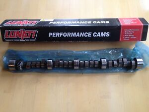 Lunati 20120855 Performance Supercharged nitrous Camshaft V8 Chevy Small Block