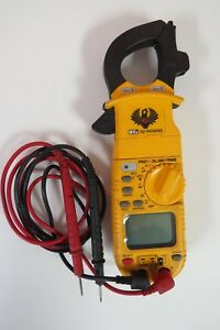 Uei G2 Phoenix Pro Dl389 Trms Clamp Multimeter With Test Leads