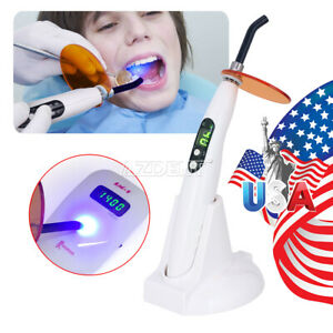 Dental Led Curing Light Cure Lamp Led b Type Wireless Resin Cure F Woodpecker