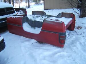 1995 2002 Dodge Ram 8ft Truck Bed
