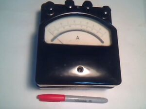 Conway Electronic Enterprises Eli Ammeter Vintage Test Equipment Meter Canada