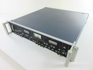 Eg g Princeton Applied Research 5209 Lock In Amplifier 120khz Phase