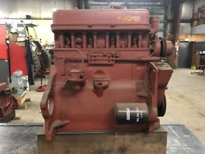 Case 148 b Engine Fits Case 430 Tractors Small Dozers And Many Skid Steer Ldrs