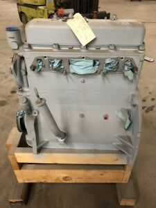 Case 159 Engine Fits Case 188 Gas Tractors Small Dozers And Many Skid Steer Ldr