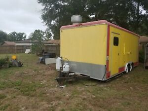 Food Trailer For Sale 8 1 2 Ft Wide And 20 Ft Long