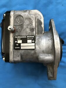 Fairbanks Morse Magneto Fm P1 2b 2 Cylinder New Aircraft Wisconsin Onan