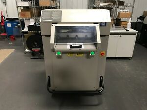 Challenge Titan 200 Programmable Hydraulic Paper Cutter 2007 Fully serviced