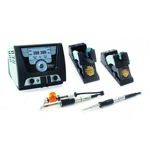 Weller Wxd2020 High Powered Soldering Station With Wxdp120 And Wxp120
