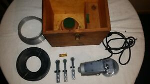 Dumore K 11 no 6069 electric Slot Grinding Head For Jig Bore i e Moore Etc