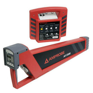 Amprobe At 3500 Underground Cable And Pipe Locator