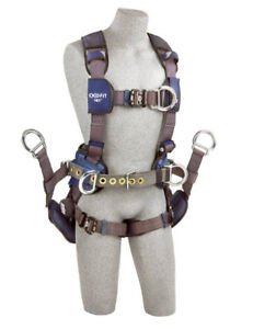 New Dbi Sala Exofit Nex Full Body Tower Climbing Safety Harness