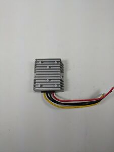 Waterproof 12v To 24v10a 240wdc dc Step up Power Converter Regulator Generic