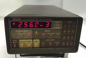 Keithley 230 Programmable Voltage Source 2 Keithley 230 With 6 Month Warranty