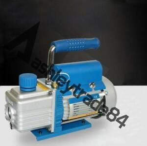 Fy 1 5h n High Precision Vacuum Pump 220v For Evacuating Cooling