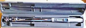 Snap On Atech3fr250 1 2 Drive 25 250 Ft Lb Tech Angle Torque Wrench