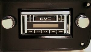 1980 1981 1982 1983 Gmc Truck Am Fm Stereo Radio Auxiliary 240 Watts
