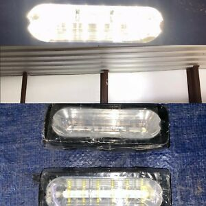 Whelen Lin6 500 Series Liberty Lightbar Super Led Light White Rare