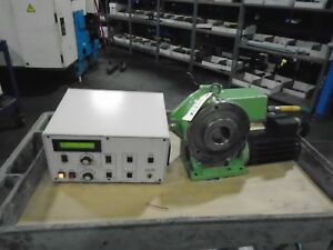 Yuasa Cpdx 8 Rotary Table Indexer With Cnc Control J556 46