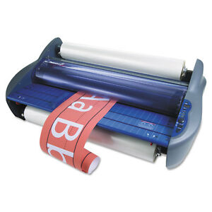 Gbc Pinnacle 27 Roll Laminator 27 Wide 3mil Maximum Document Thickness 1701700