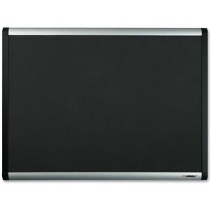 Lorell Bulletin Board Mesh Fabric W Hardware 4 x3 Am Frame 75696