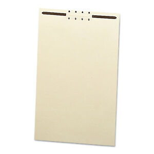 Smead Recycled Legal Size File Backs With Prong Fasteners 2 Capacity 100 box