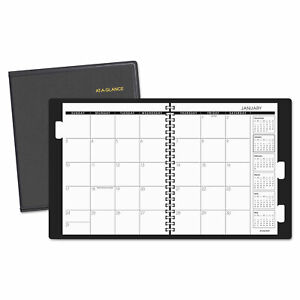 At a glance Refillable Multi year Monthly Planner 9 X 11 White 2017 2019 7023605
